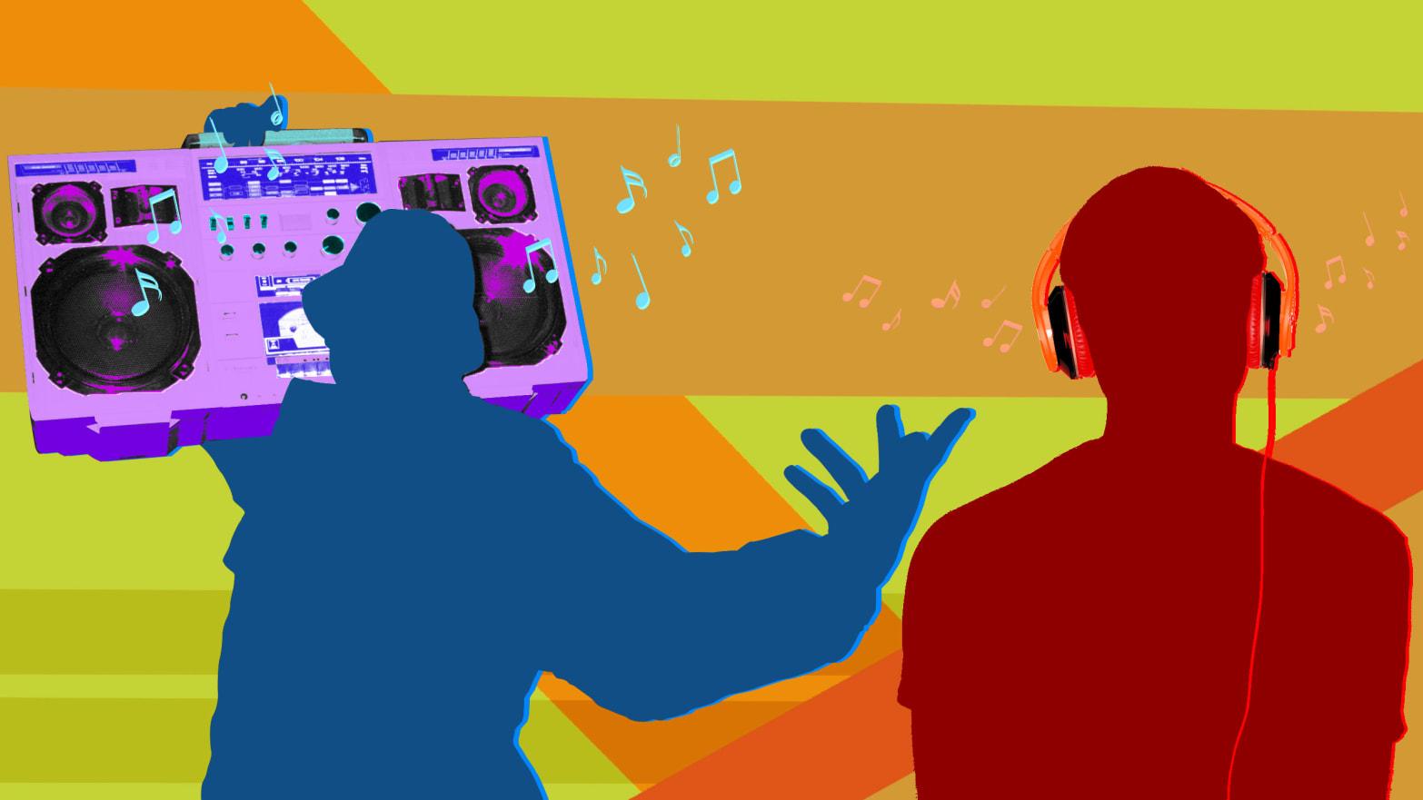 How Hip-Hop's Generation Gap Became a War for Its Soul