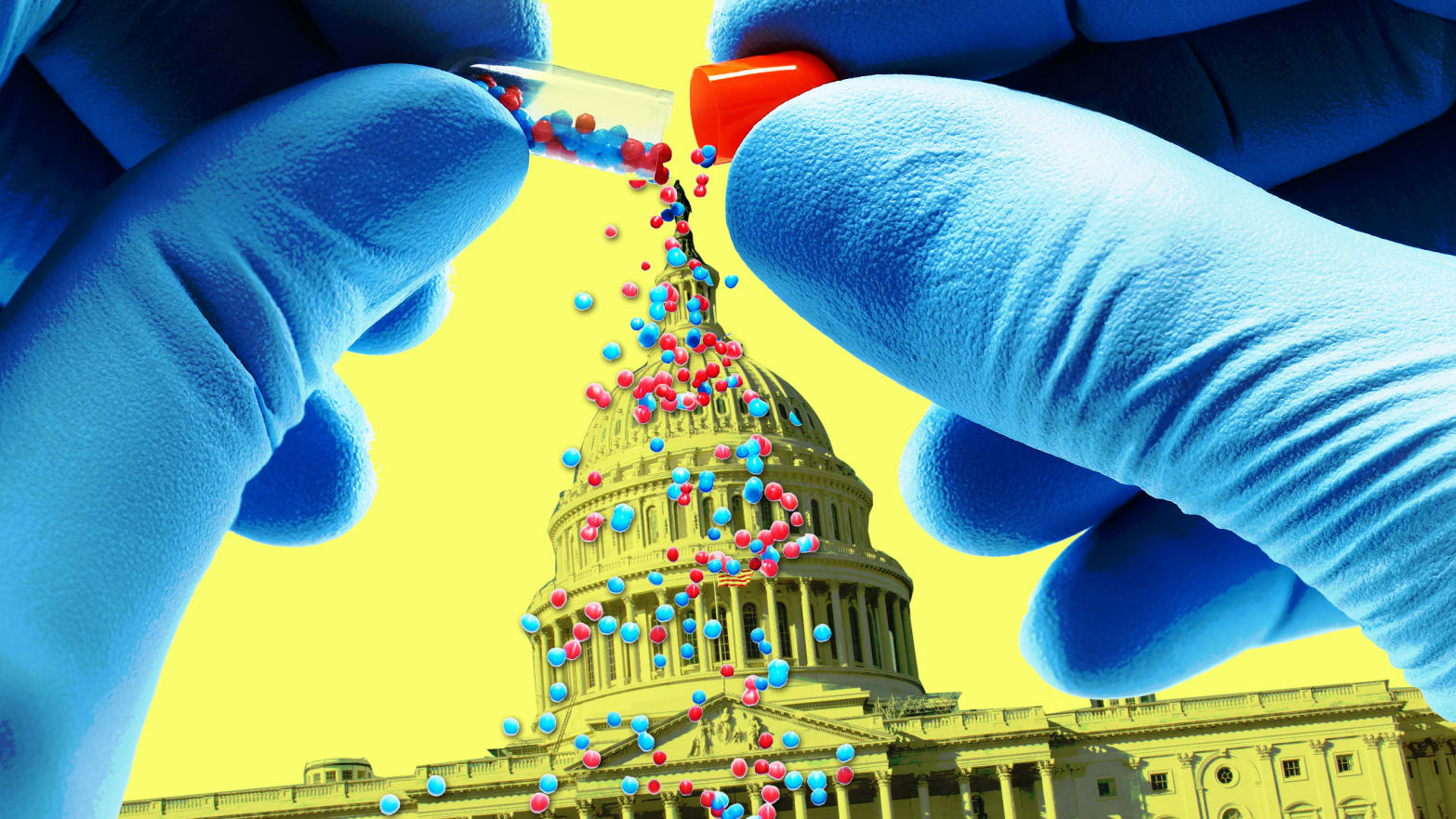 Big Pharma's Government Revolving Door: 'Who Do They Really Work For?'