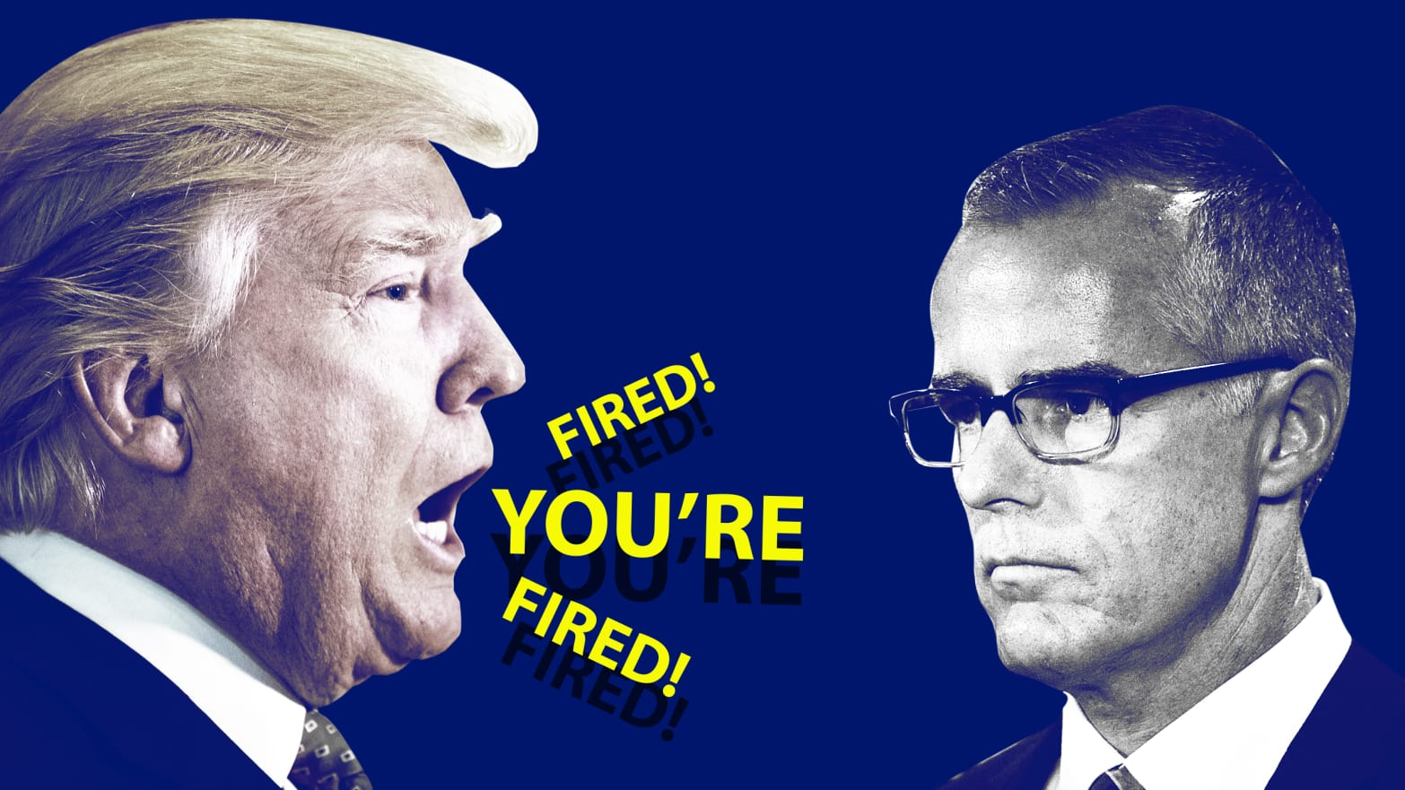 Trump Imposes His Will, and His New FBI Director Gets in Line