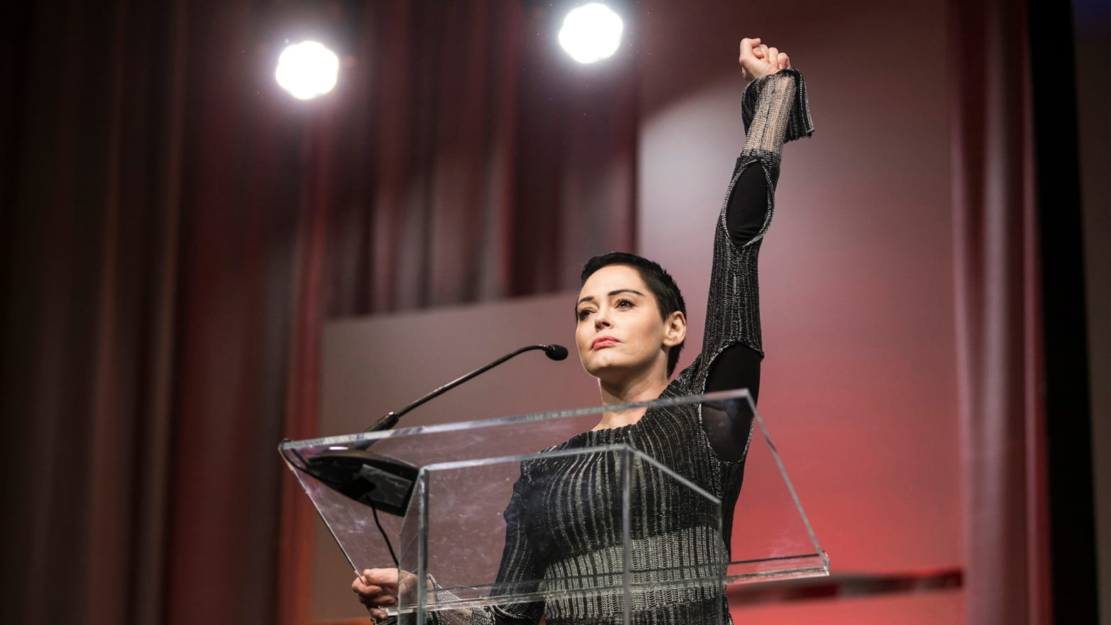 Rose McGowan Exposes Hollywood's Hypocrisy in the Riveting 'Citizen Rose'