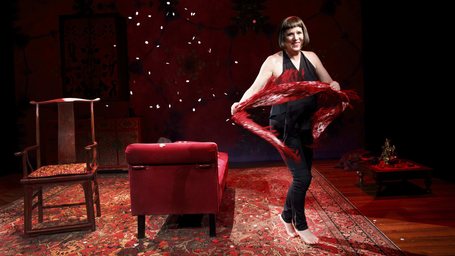 Eve Ensler's New Monologue Is About Vaginas, and Much More