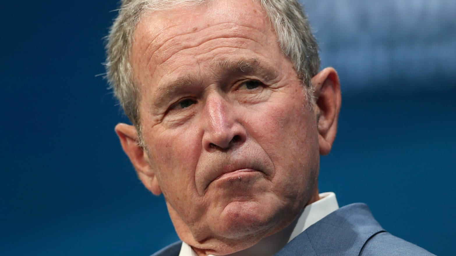 George W. Bush: Russia Definitely Meddled in the 2016 Election