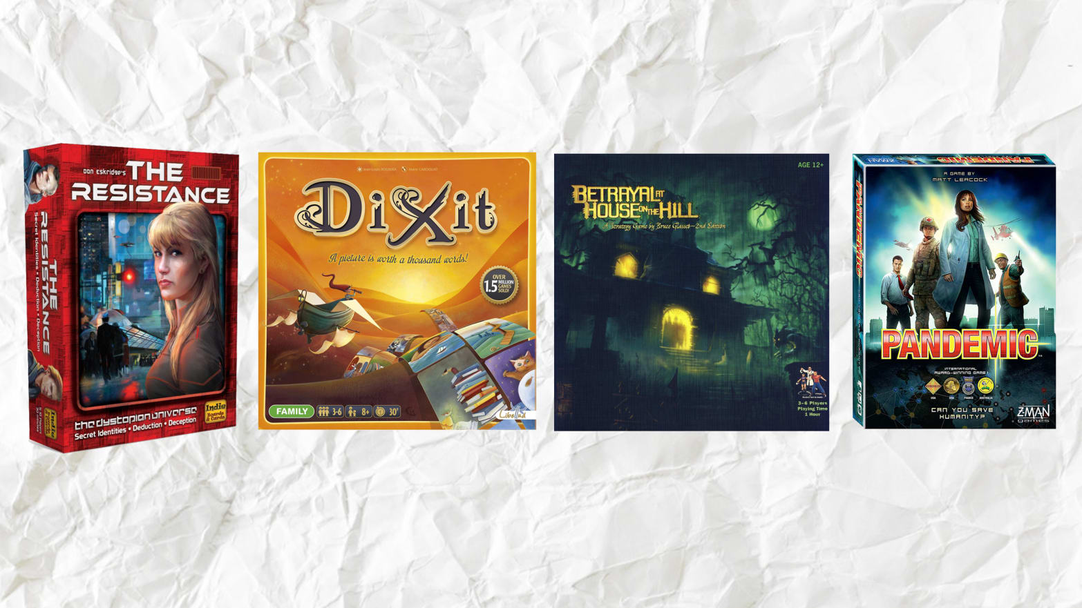 Try These Board Games Featuring Corrupt Governments and Monocle-Wearing Dogs