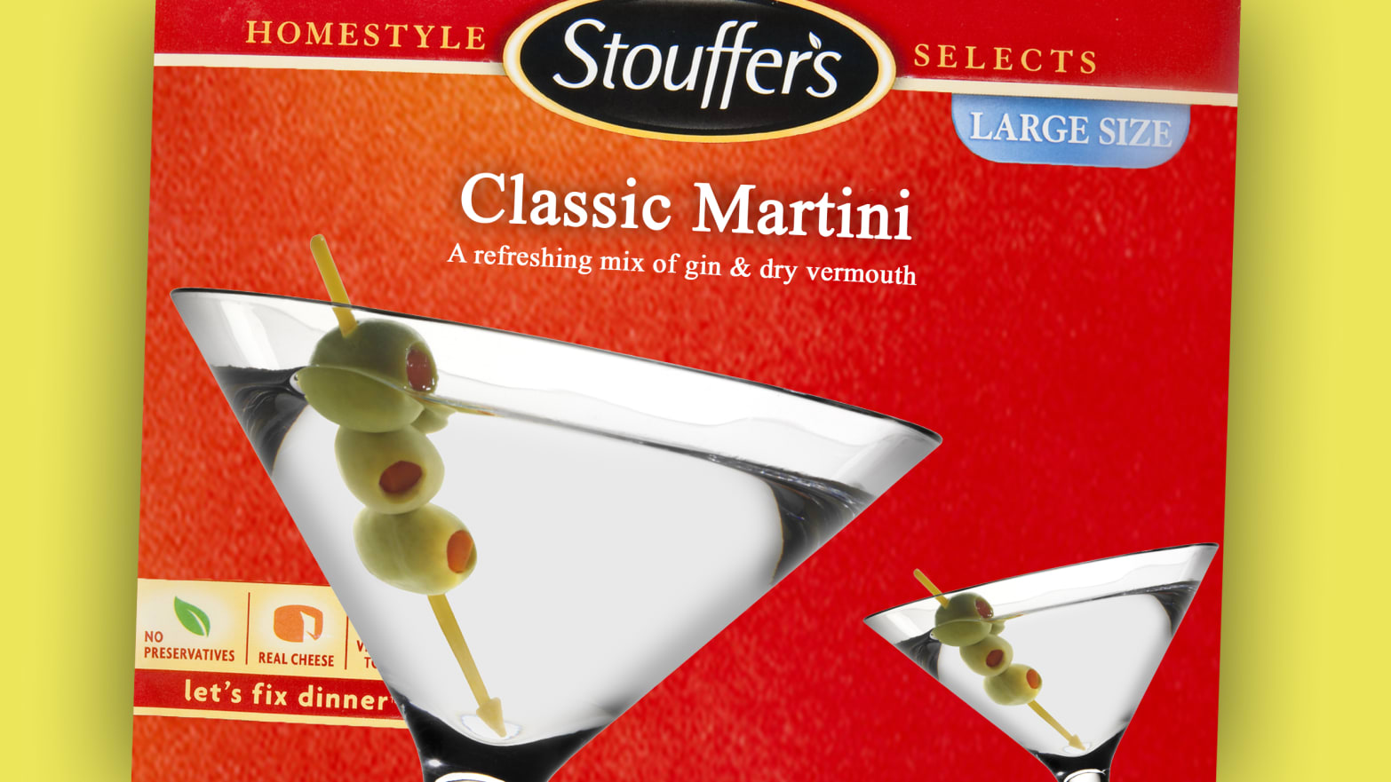 Stouffer's Lost Cocktails Empire