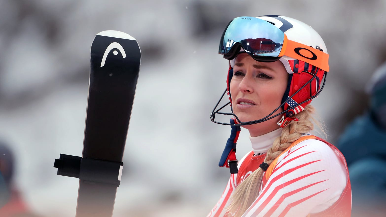2018 winter olympics pyeongchang lindsay vonn skiing post sad disappoint kami craig depression elana myers taylor samantha peszek bridget sloan nicole detling serotonin dopamine summer four years