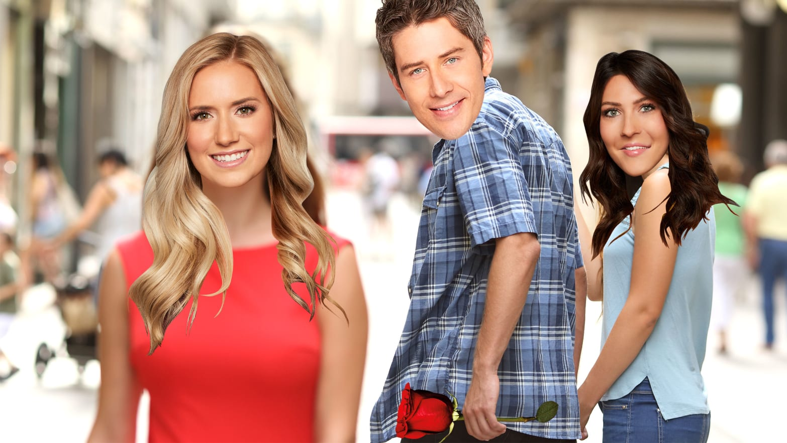 arie dating bachelorette producent
