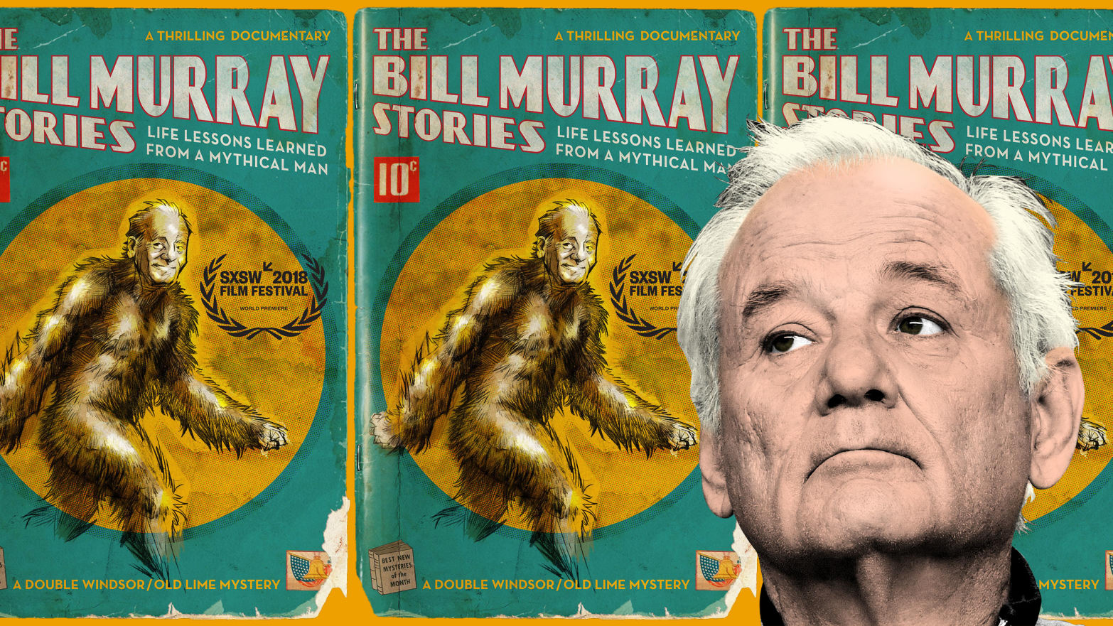 How Many of Bill Murray's Urban Legends Are True? Damn Near All of Them.