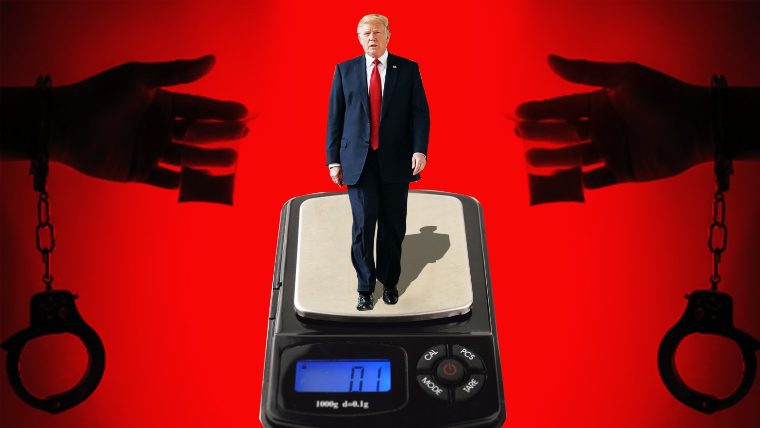 Trump, Who Talks About Executing Drug Dealers, Vouched For