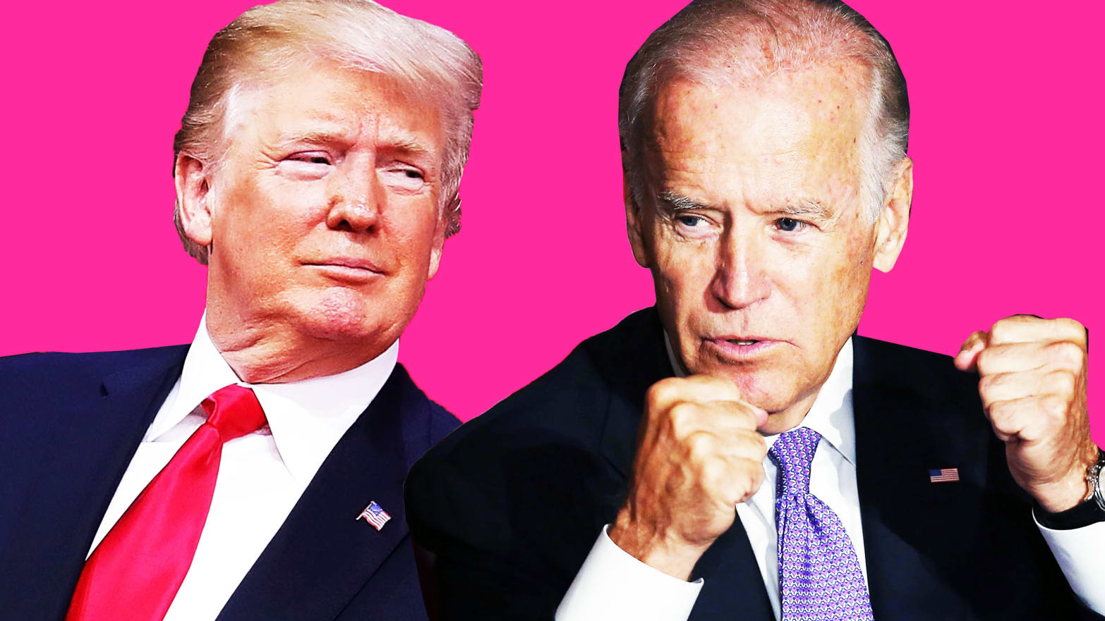 Joe Biden: I'd Have 'Beat the Hell' Out of Trump in High School ...