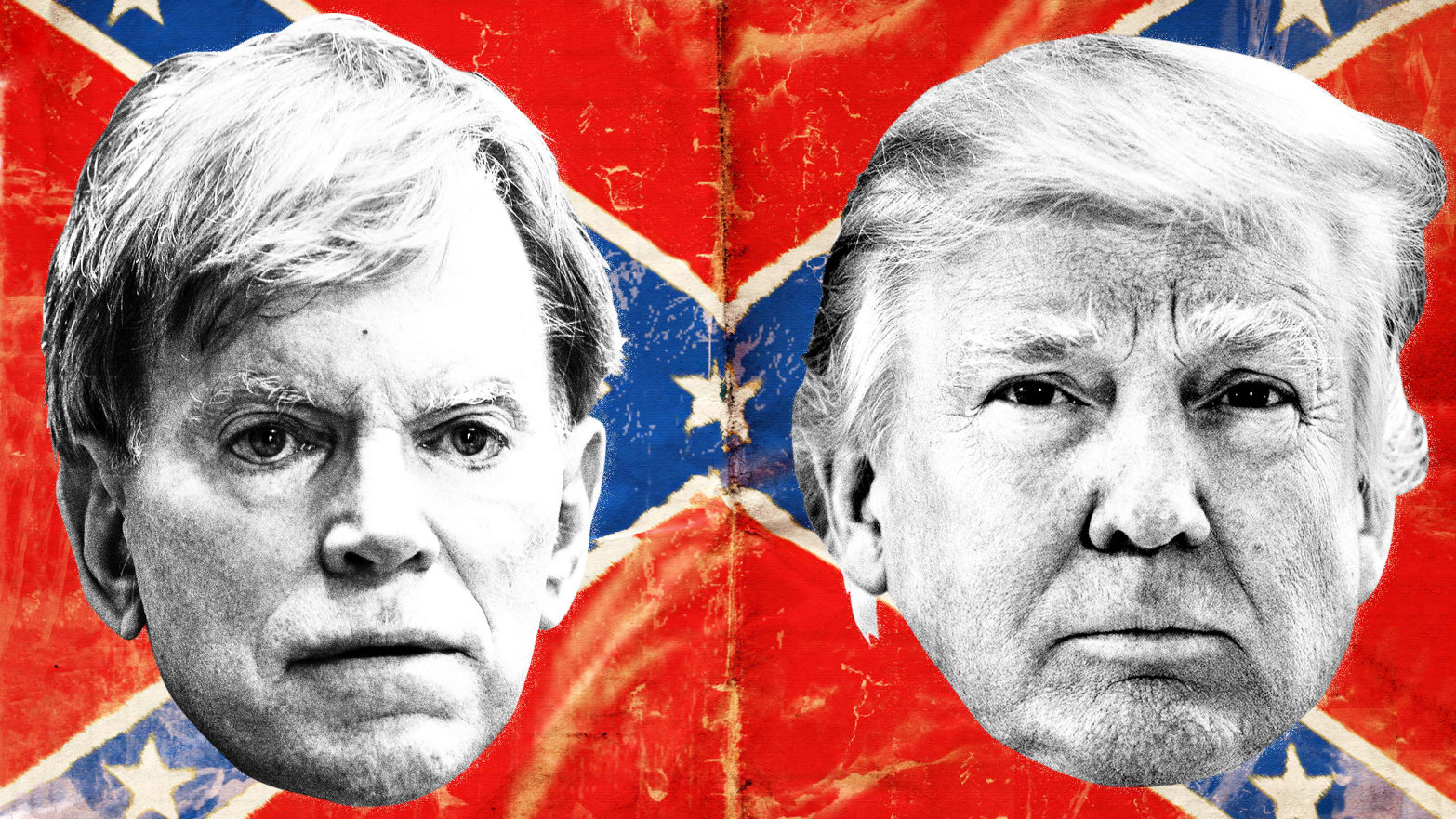 Donald Trump and David Duke Are Sinister Soul Brothers
