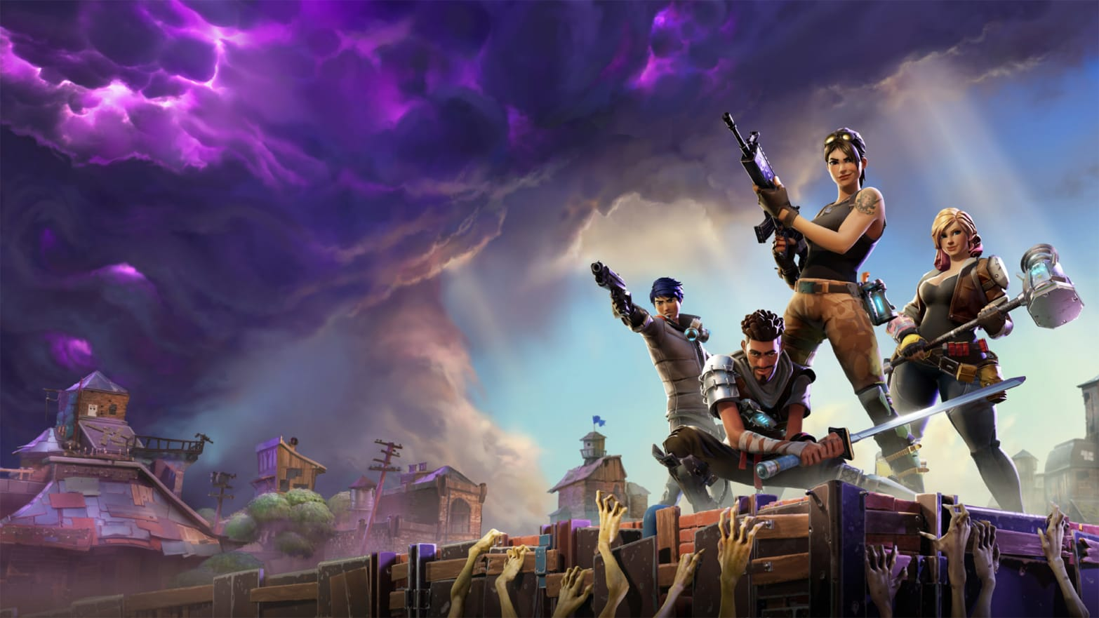 How Fortnite Became the Biggest Game on the Internet