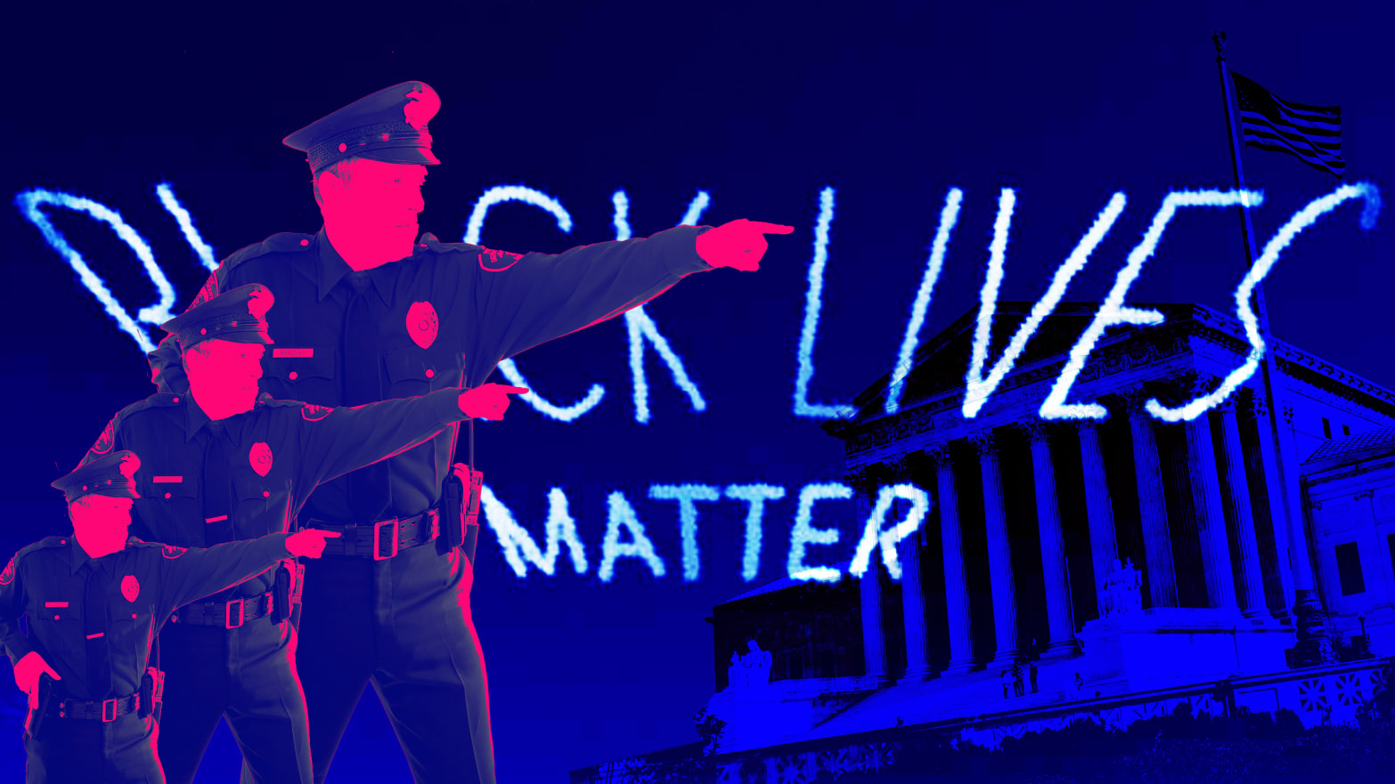 Supreme Court: No Lives Matter If a Cop Feels Threatened
