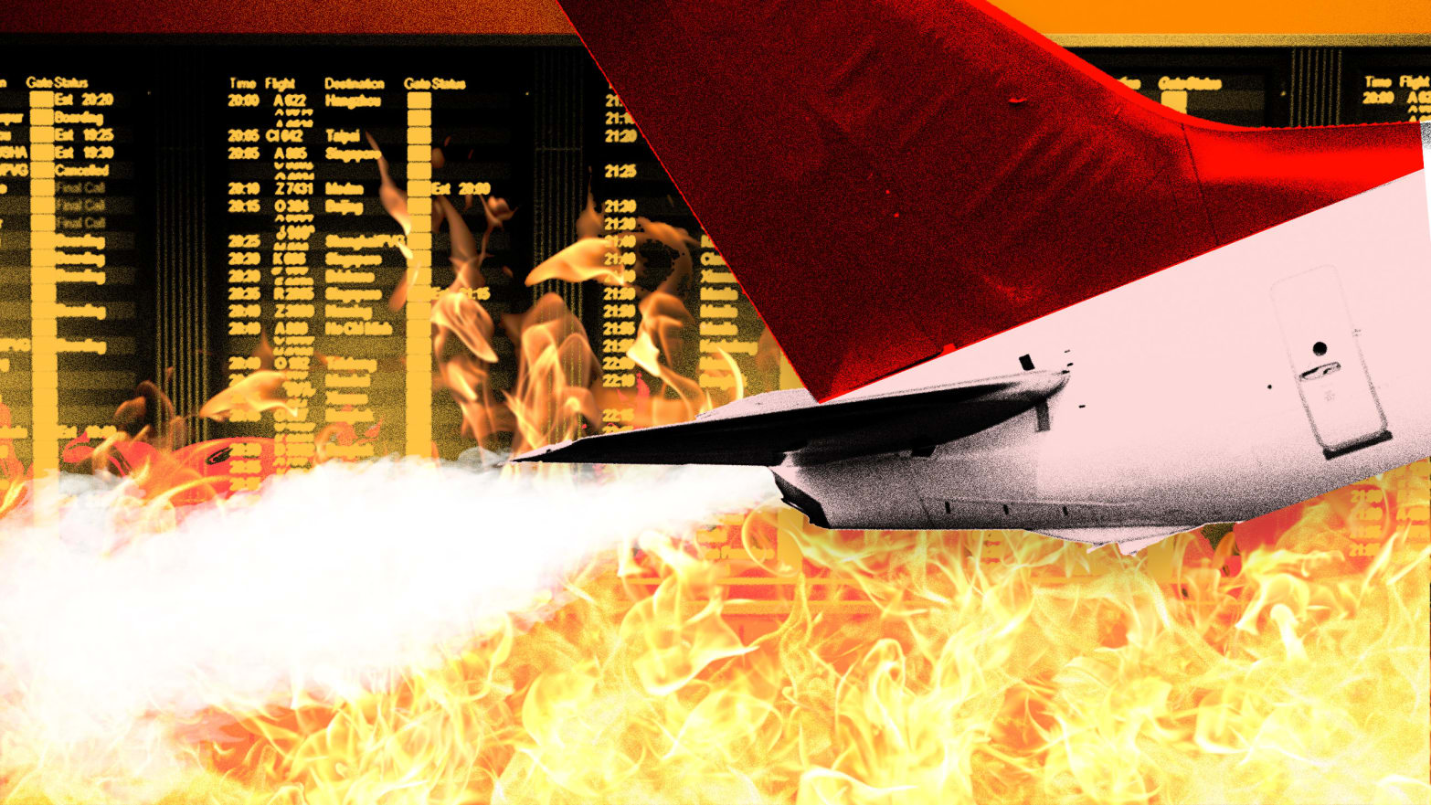 Escape From Hell: You Will Never Have to Land in a Hub Airport Again