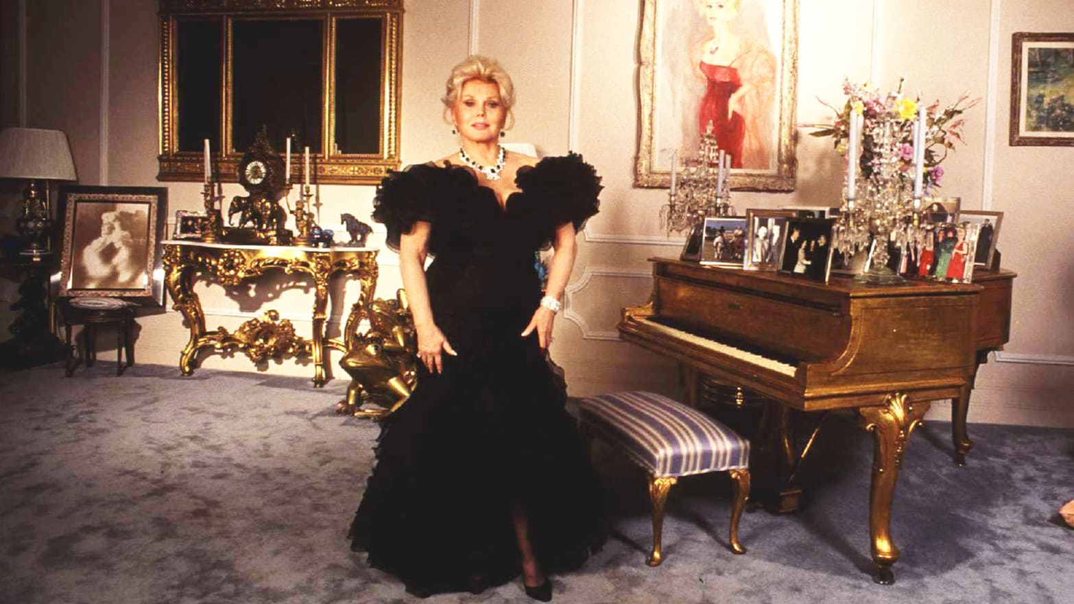 Bel Air Auto Auction >> Inside the Auction of Zsa Zsa Gabor's Life, Pill Bottles ...