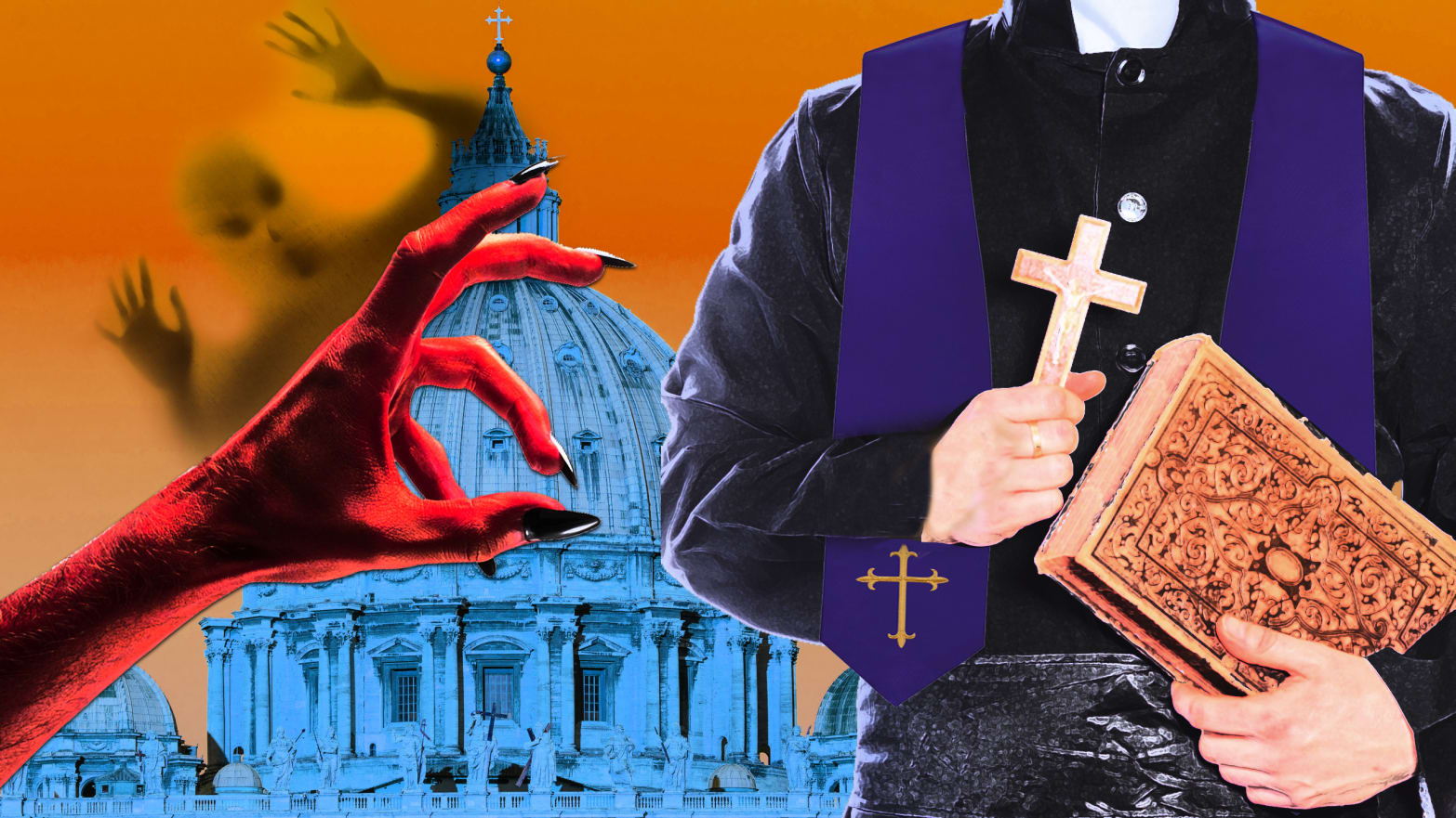 Speak of the Devil: The Vatican Hosts an Exorcist Convention