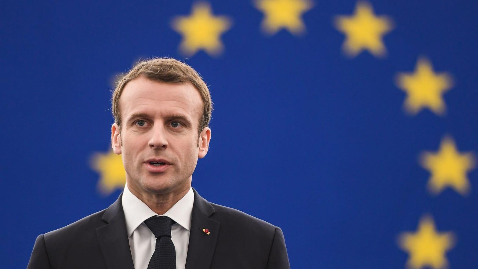 Frenemies? Polarizing Donald Trump vs. The Ruthless Centrism of Emmanuel Macron