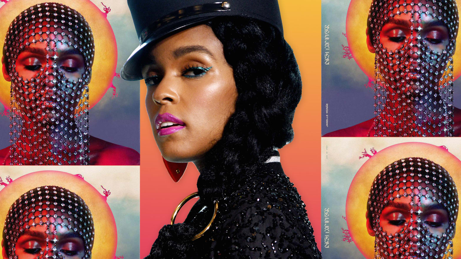 Dirty Computer Janelle Monae S Electrifying Coming Out Party