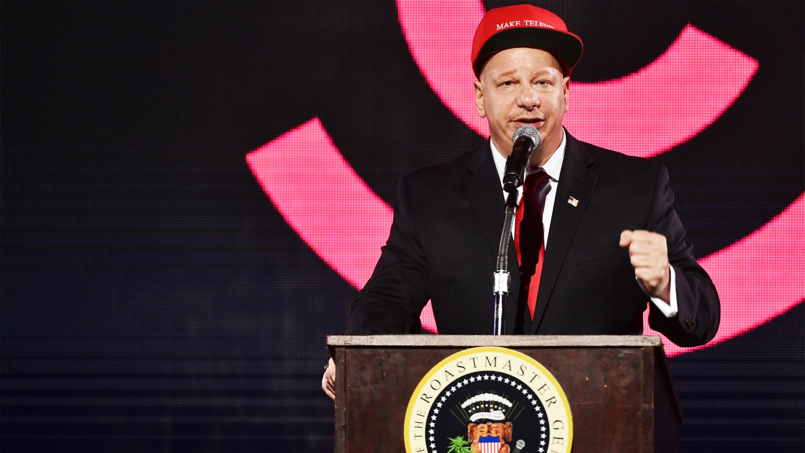 Roastmaster General Jeff Ross' Message to the White House
