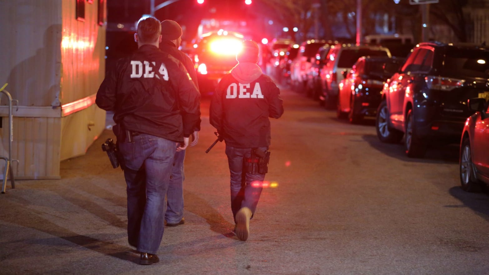 The DEA's 'Dirty Cop' Who Tipped Off a Cartel