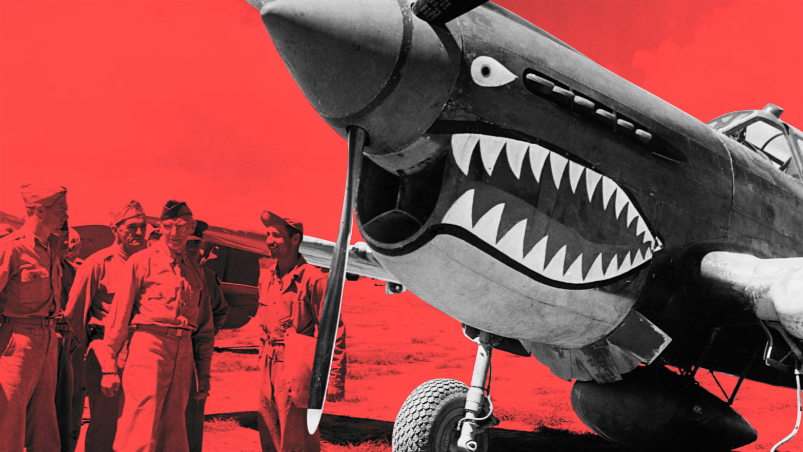 2c1cfc5b4895 How the Flying Tigers Soared to Glory in World War II