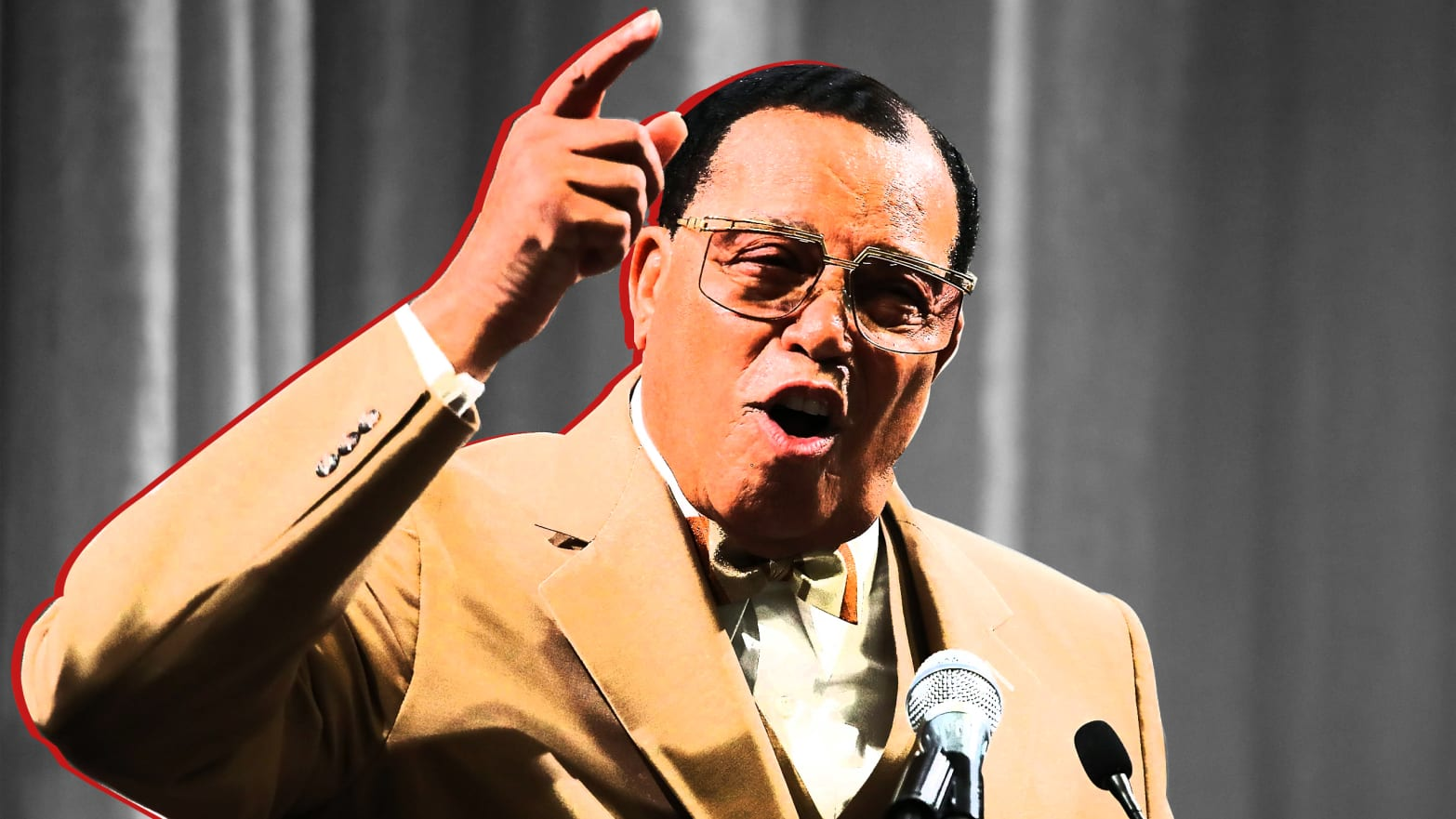 Image result for Louis Farrakhan