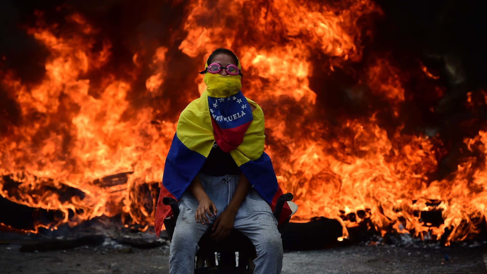 Rumors of War With the U.S. Run Rampant in Venezuela