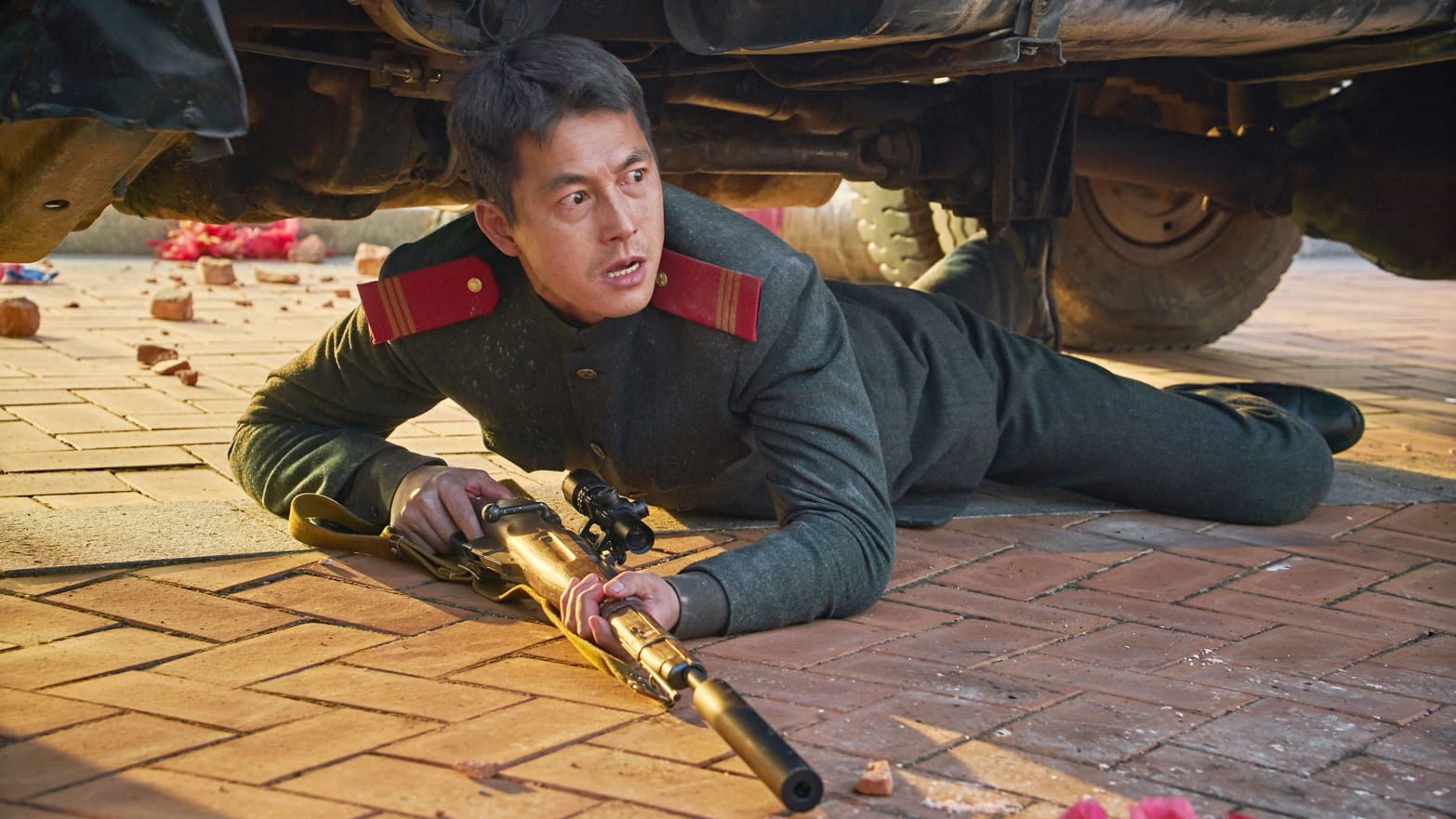 Steel Rain: The Korean Nuke Movie Crazier Than Real Life