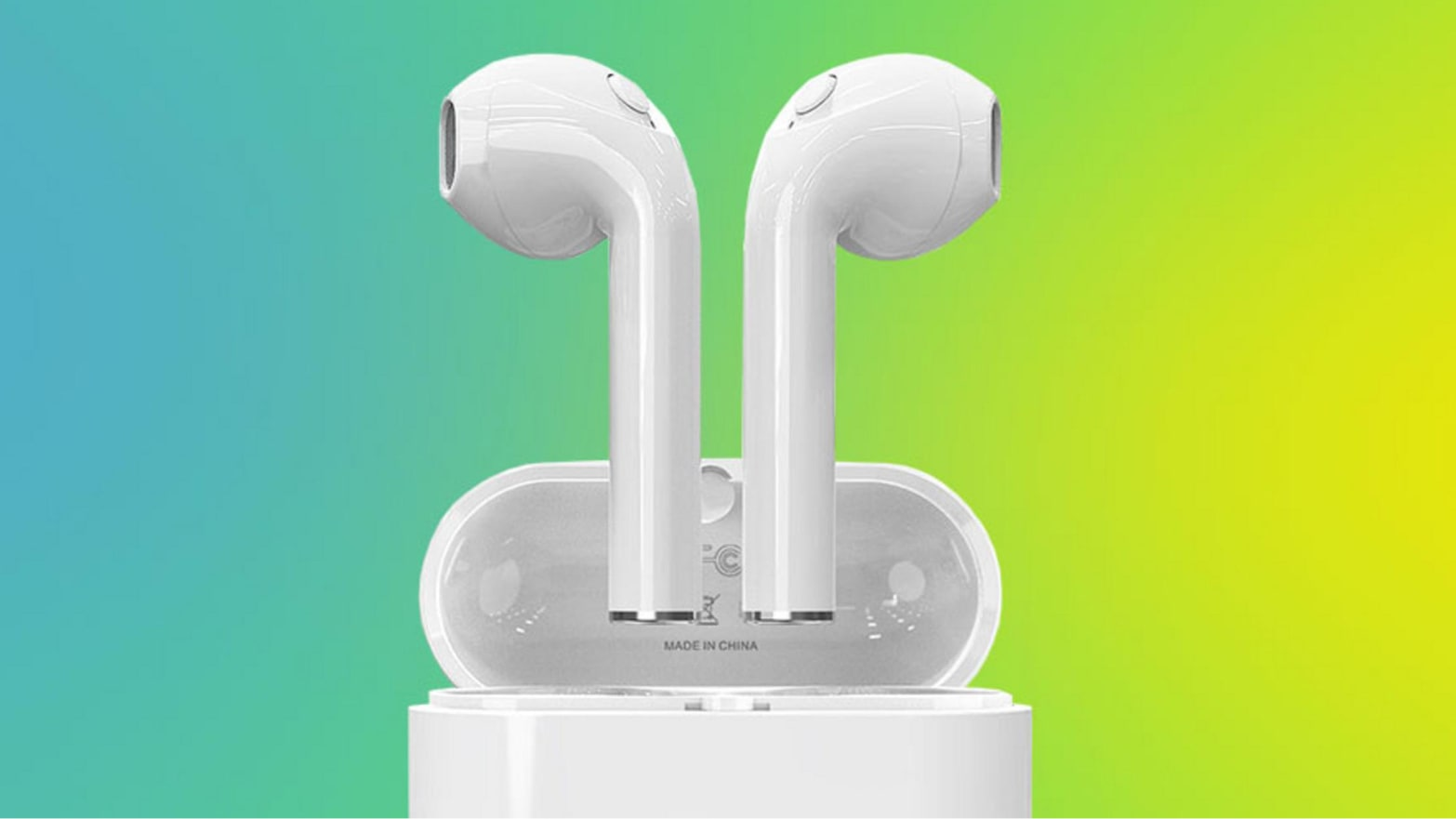 bffe3341fae These Wireless Earbuds Are Just Like Apple AirPods – Minus The Price Tag