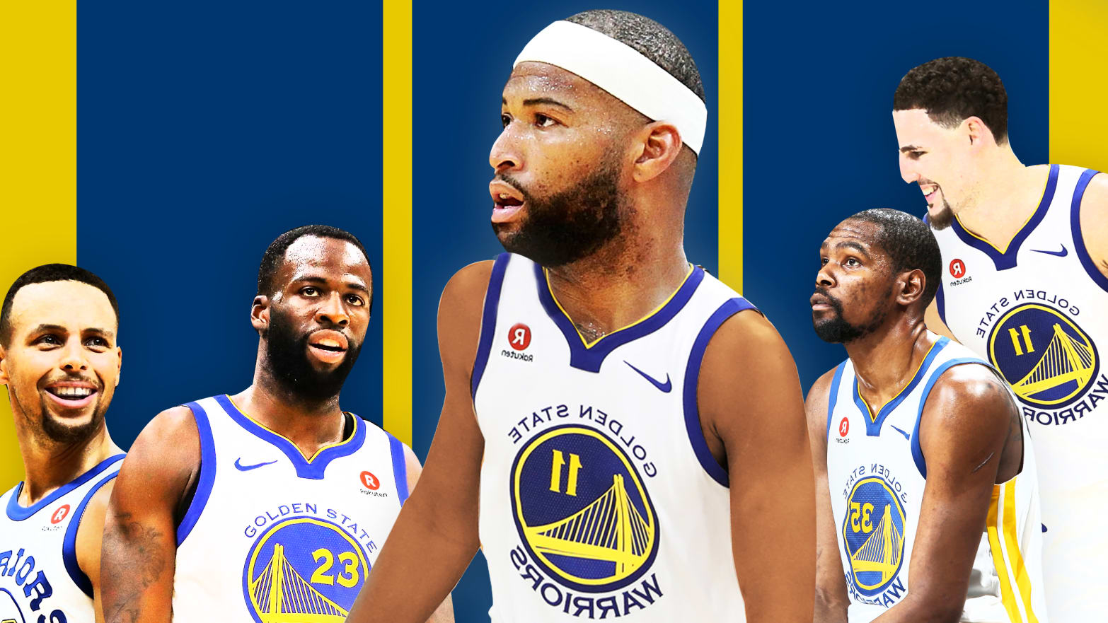 Did the Golden State Warriors  Addition of DeMarcus Cousins Just Ruin the  NBA Season  2a92994f2