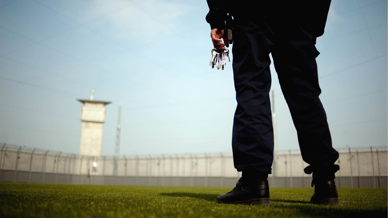 Prison Officials 'Punished' Sergeant Who Reported Sexual