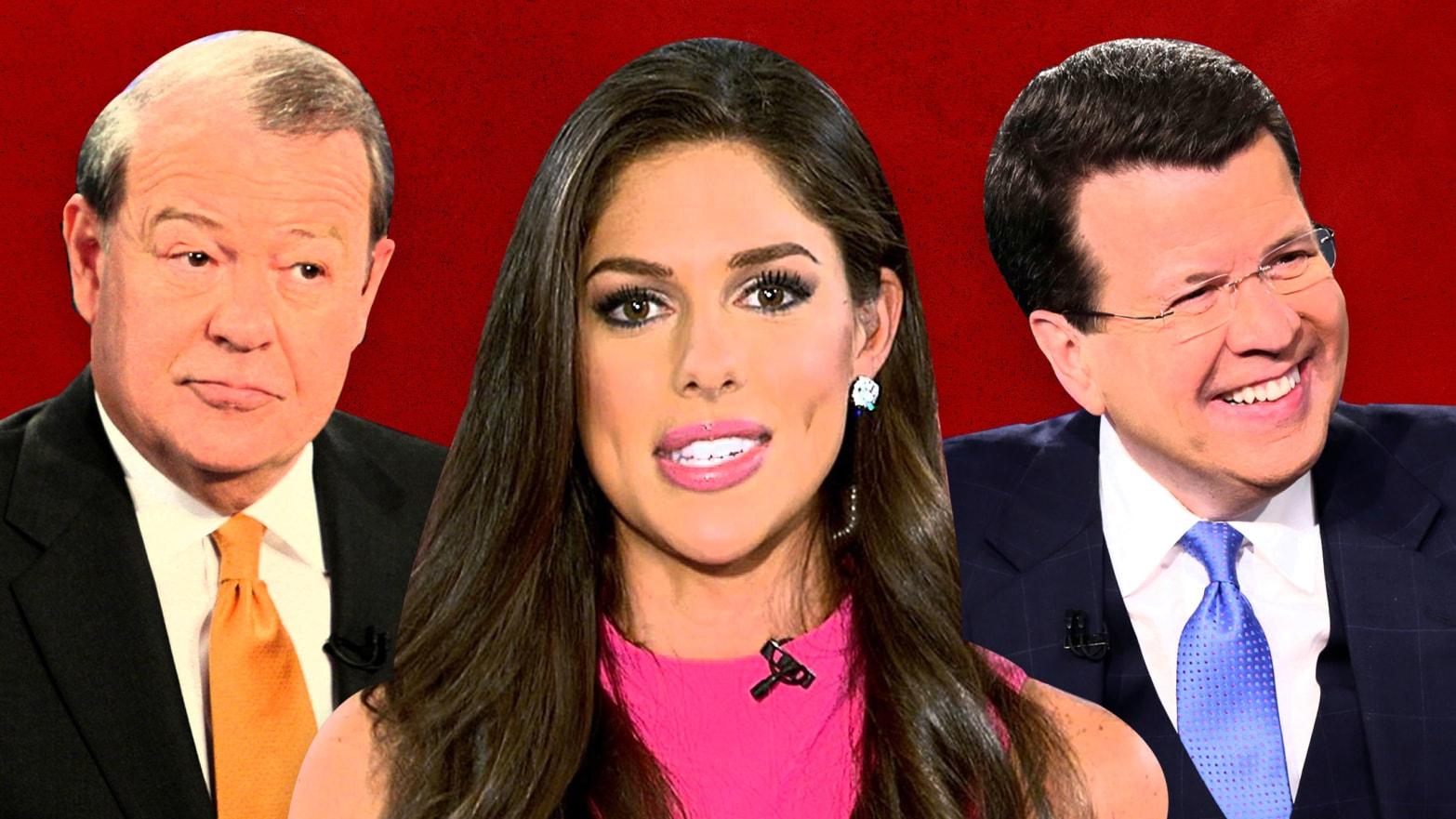 Fox News Hosts Bash Trump's 'Disgusting' Putin Presser