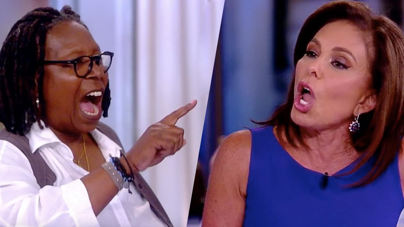 EBL: Whoopi Goldberg wants you to stay out of where?