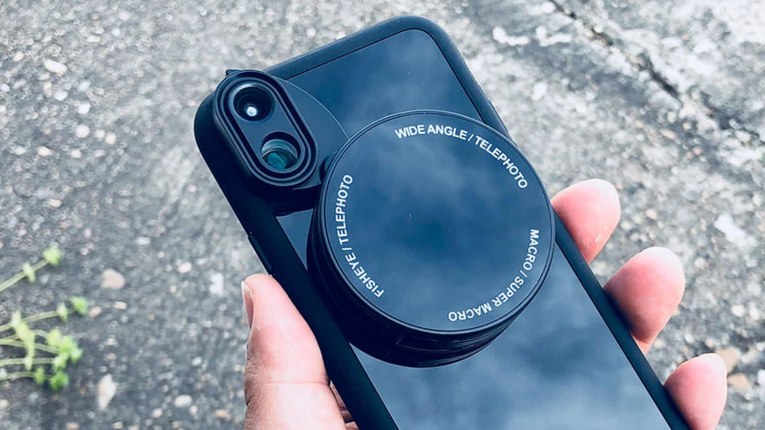 This 6-in-1 iPhone Lens Kit Will Transform The Way You Take Photos