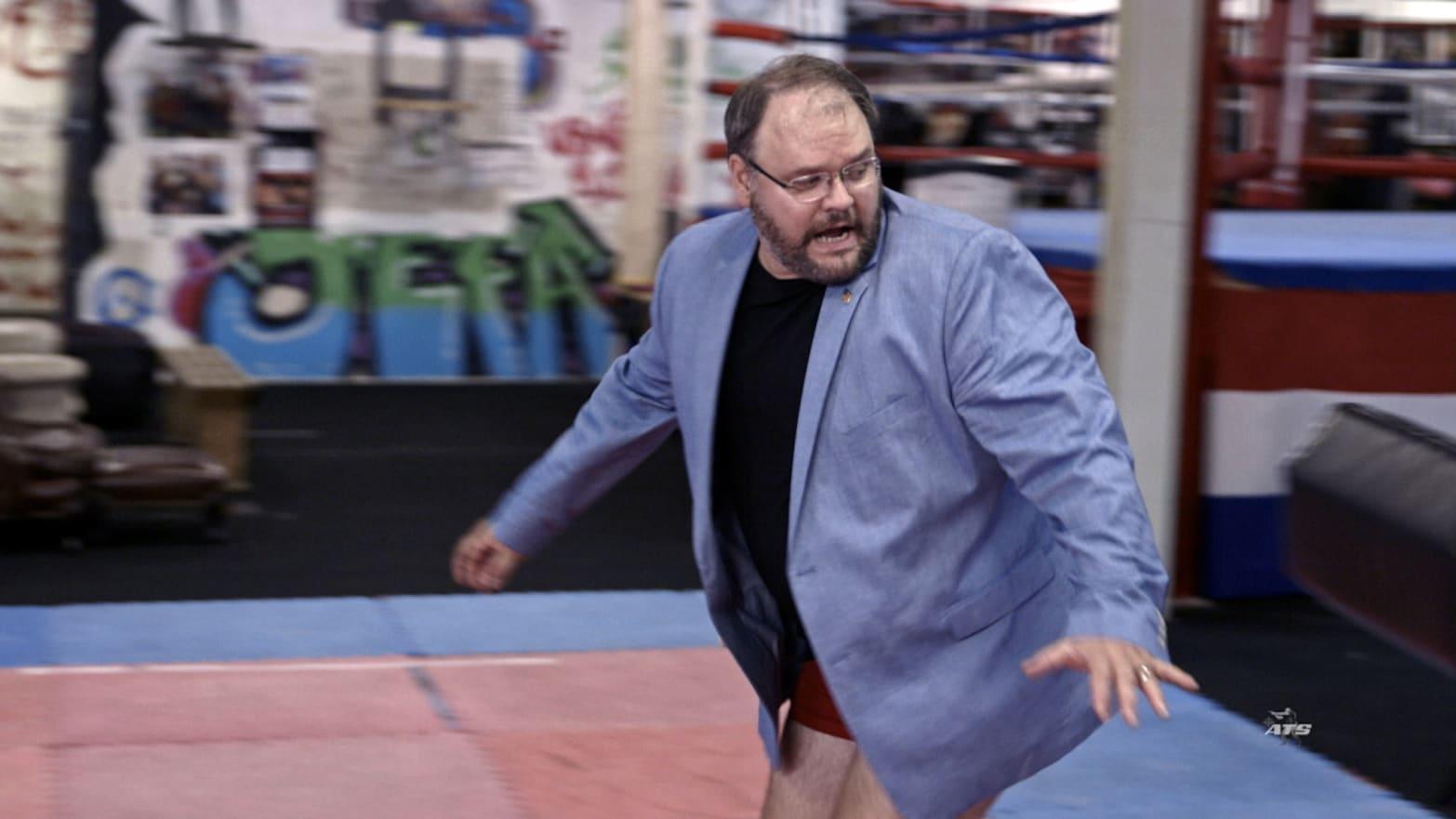 GOP Lawmaker Jason Spencer Strips Down, Screams 'N-Word' on Sacha