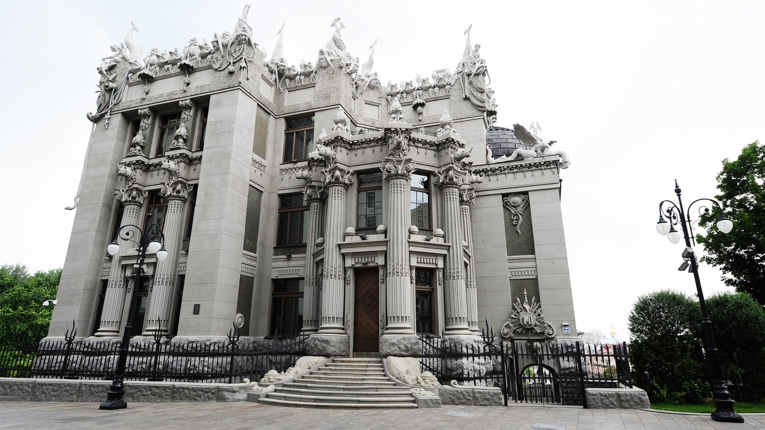 Why Kiev Should Be on Your Architecture Bucket List