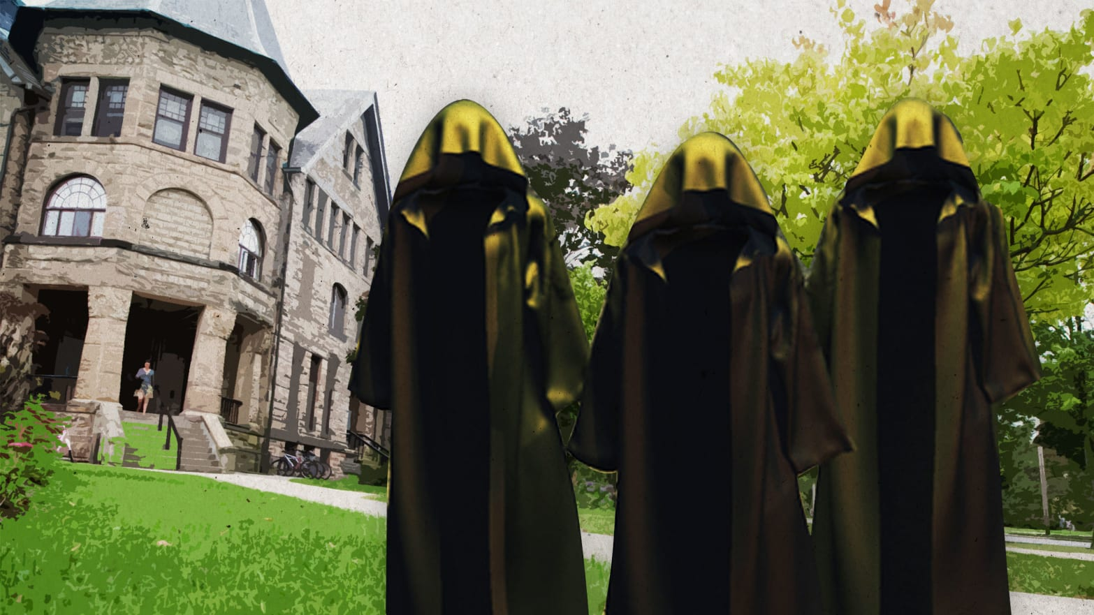 Church Accused of 'Terror' Recruits on College Campuses