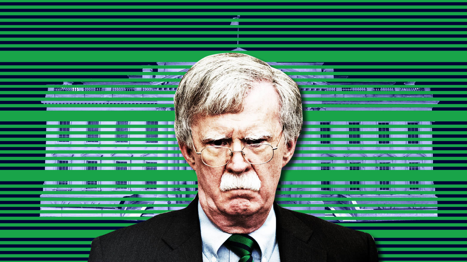 John Bolton Brings a Nuclear Superhawk Into the White House