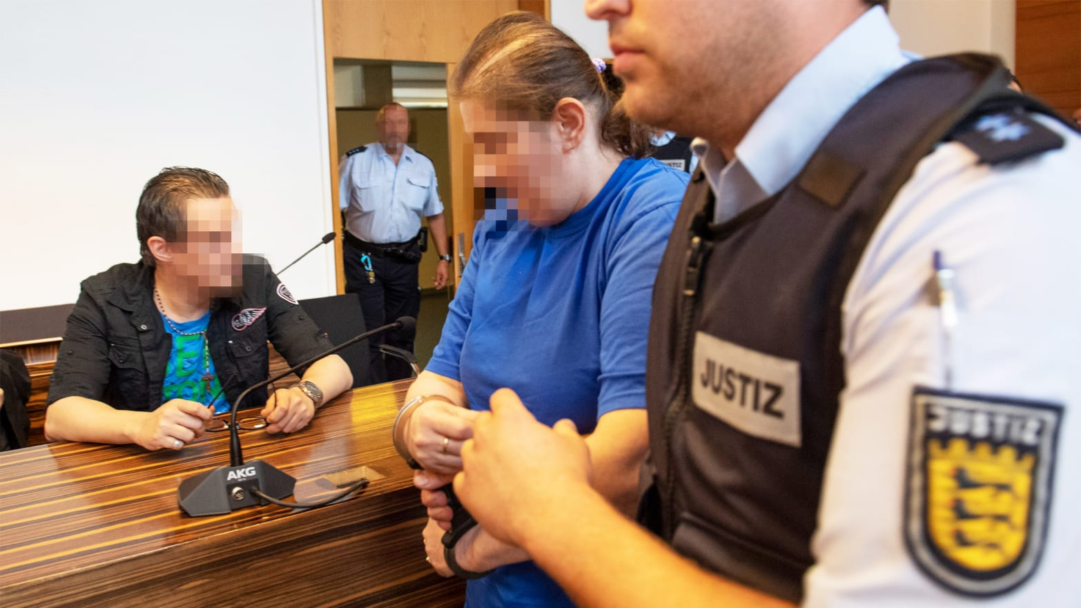 German Couple Convicted of Selling Their Little Boy for Sex