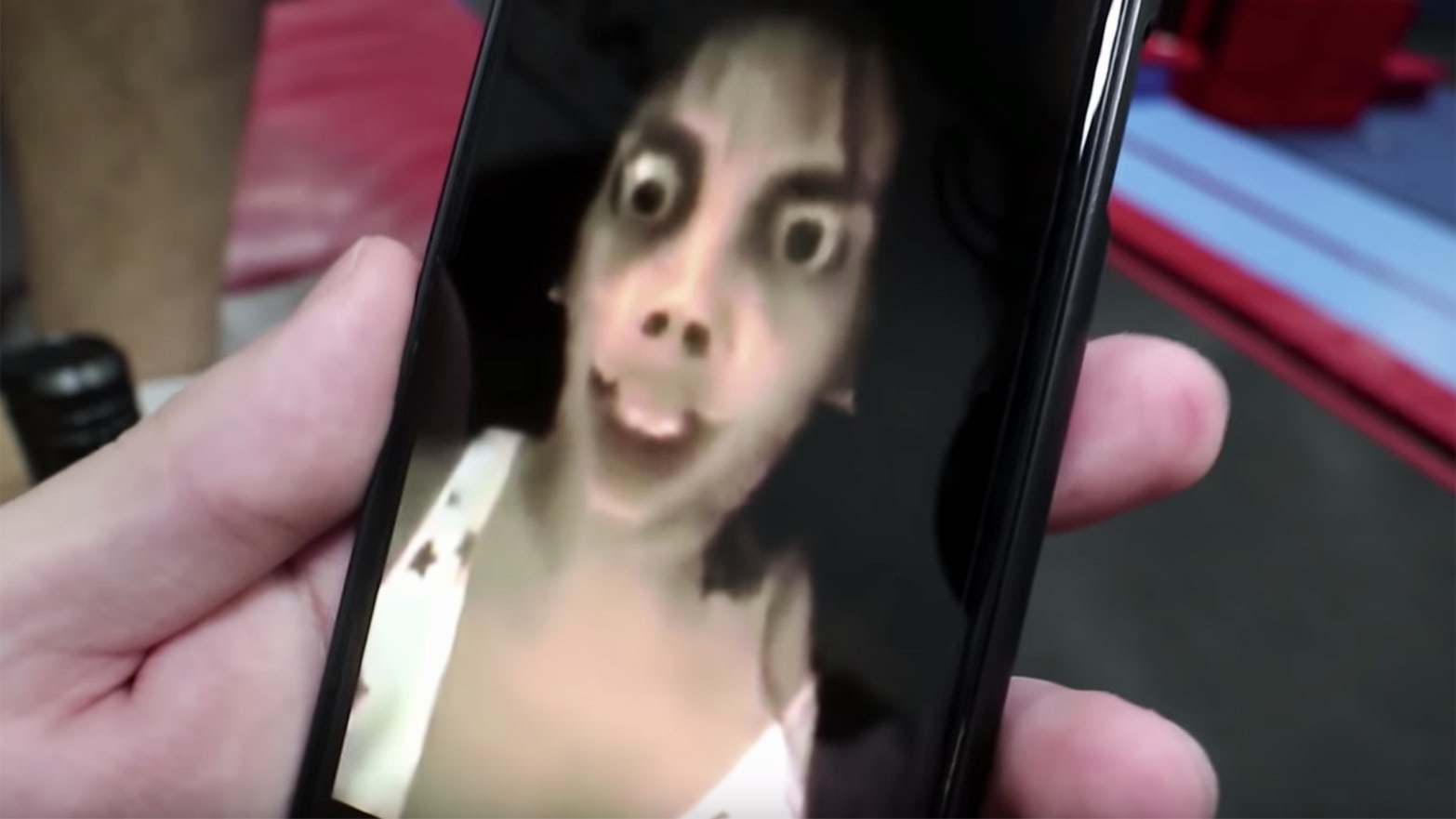 Momo Picture: The New Slenderman Is A Japanese Monster Named Momo And He