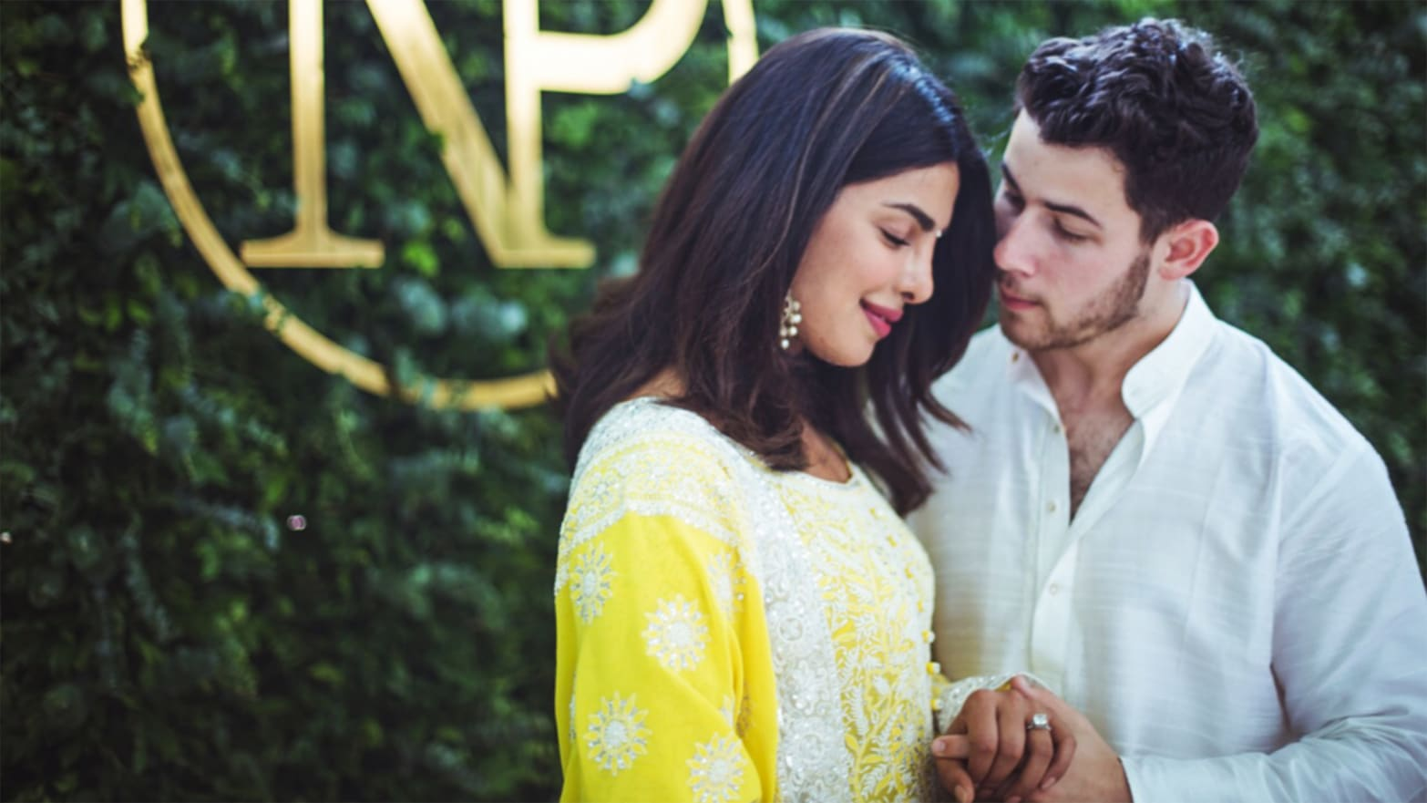 256cdc970c Priyanka Chopra and Nick Jonas' Engagement Is More Meaningful Than ...