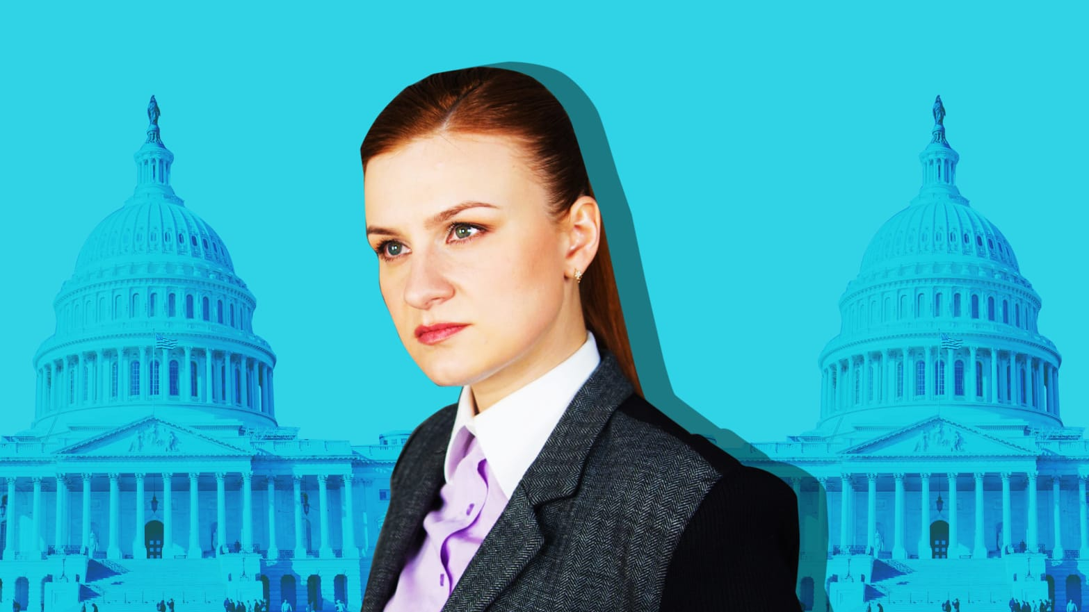 Maria Butina: Private Messages Reveal Accused Russian Spy's True Ties to D.C. Wise Man