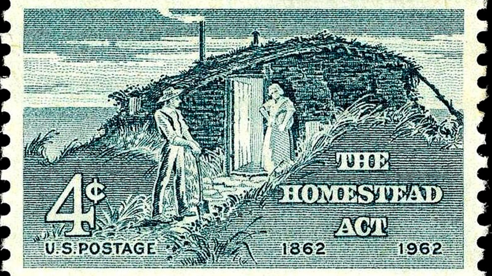 The Homestead Act Paved the Way for American Homeownership
