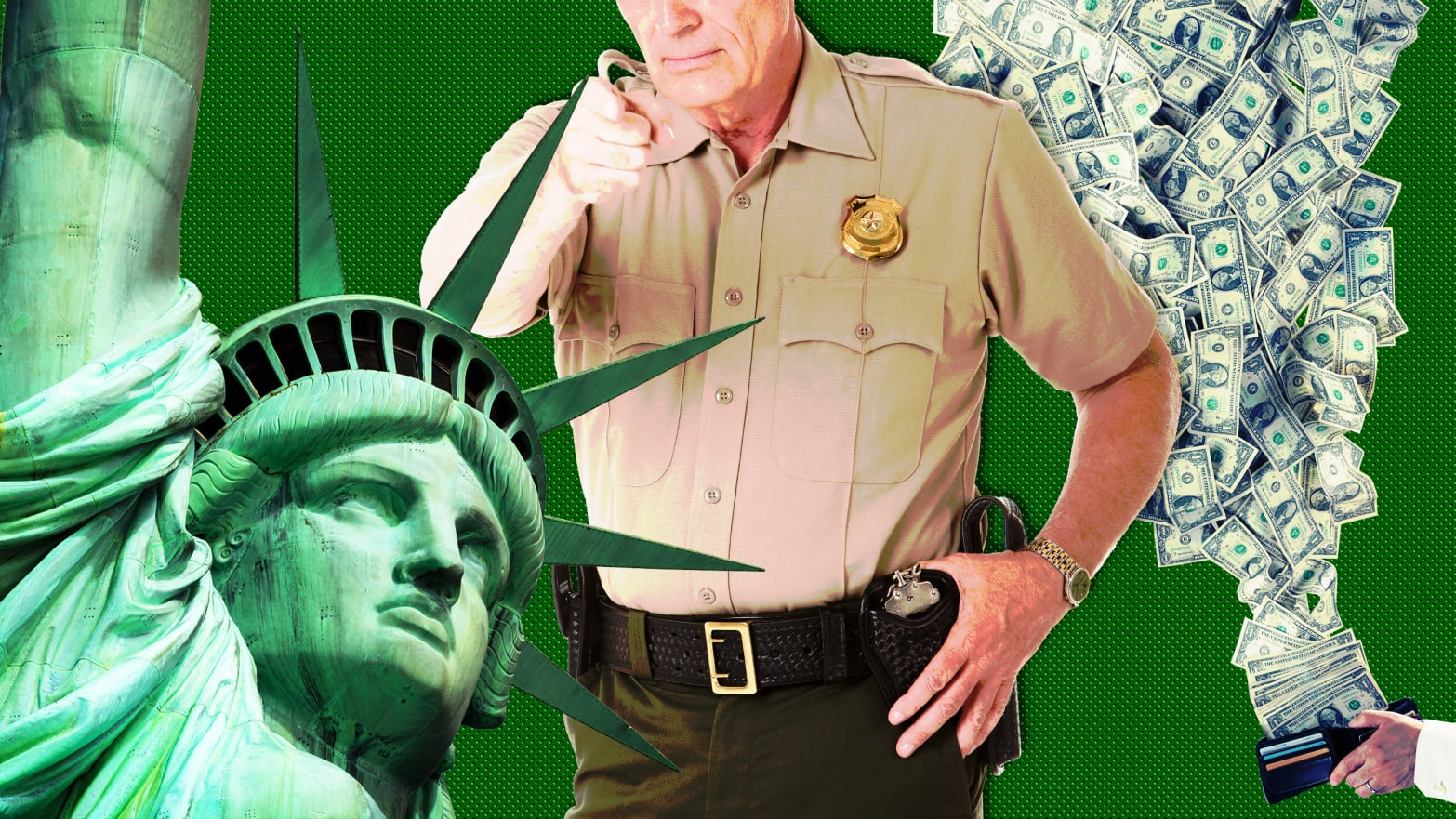 ICE Lets Sheriffs Arrest Immigrants, Then Pays to Keep Them
