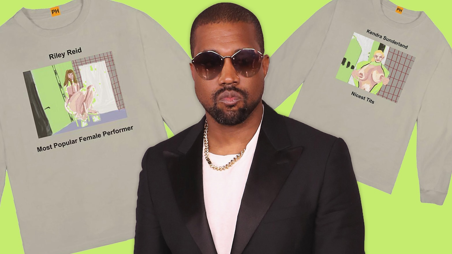 Kanye Wests Porn Moment What The Rap Icons Xxx Co Sign Means For The Adult Industry
