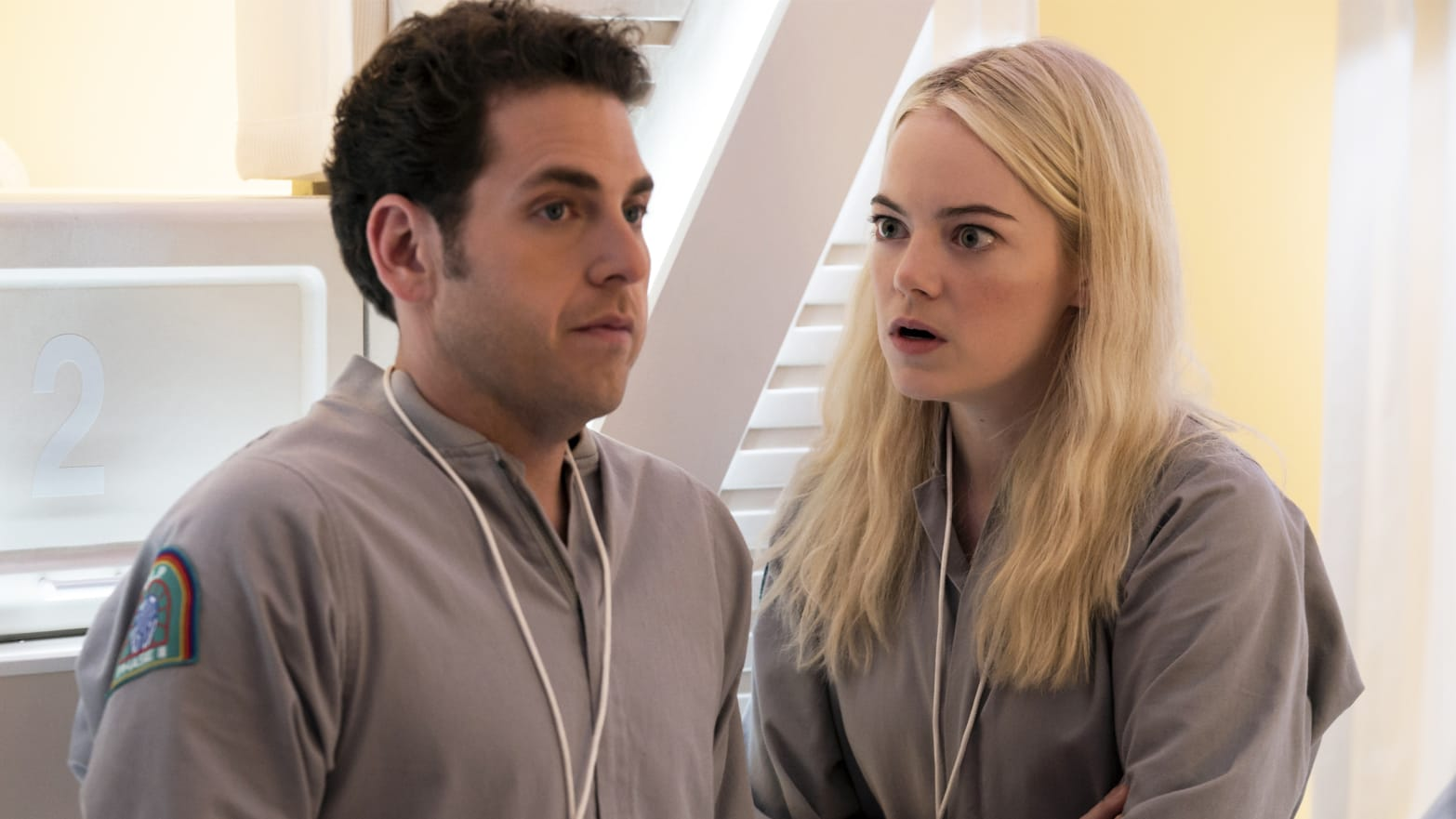 Emma Stone and Jonah Hill's 'Maniac' Is at Once Brilliant