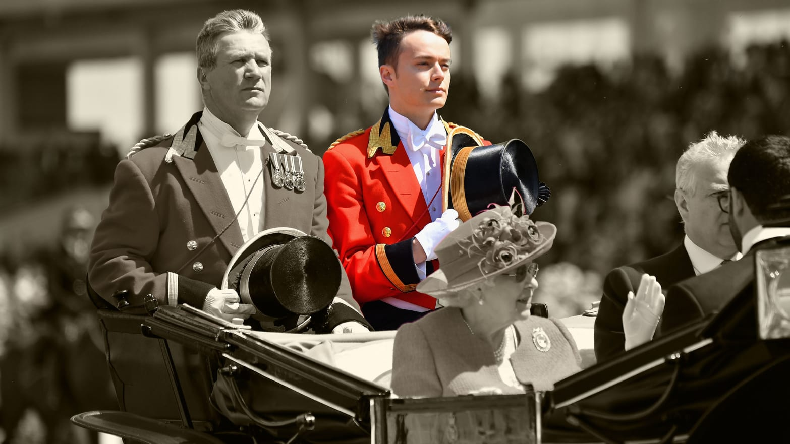Roberts Auto Service >> Queen's First Out-Gay Footman Quits Amid Homophobia ...