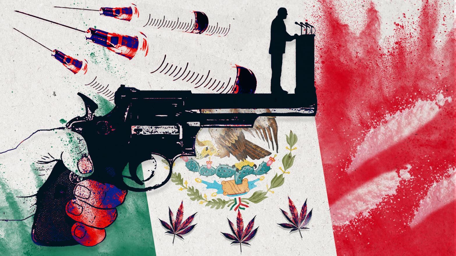 Mexico's Game of Bones