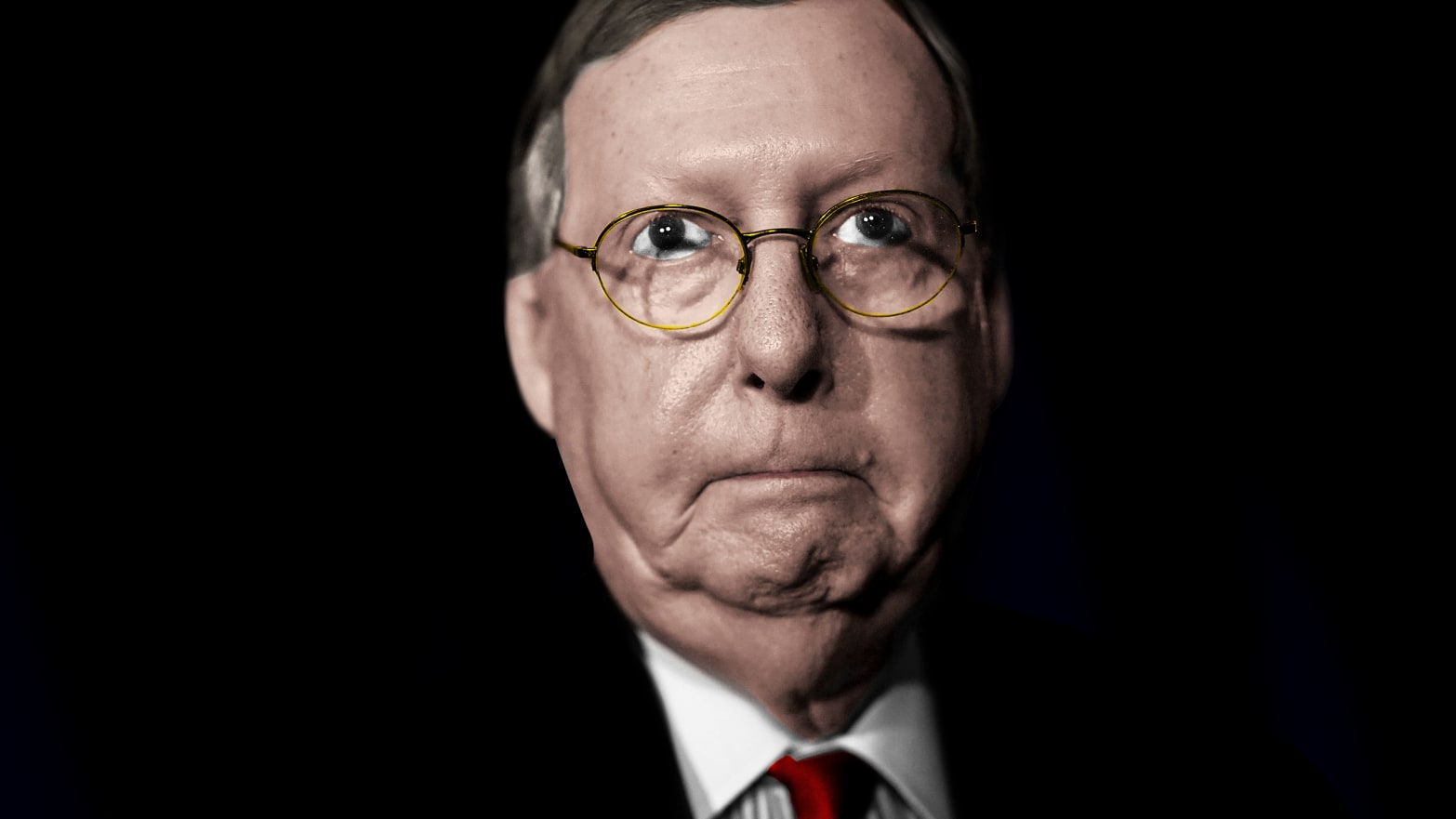 Mitch McConnell Is Going to Kill the United States Senate