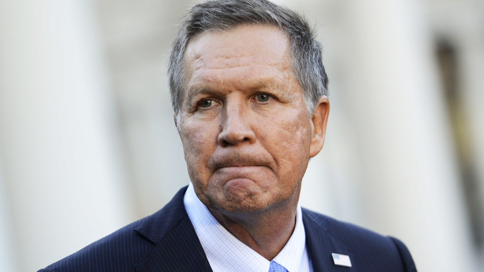 Why Is John Kasich Meeting Wit...
