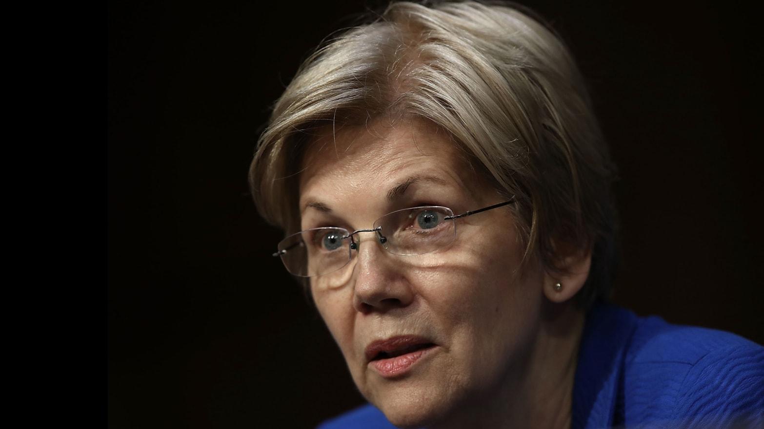 Elizabeth Warren Fights Trump's 'Pocahontas' Taunt With DNA
